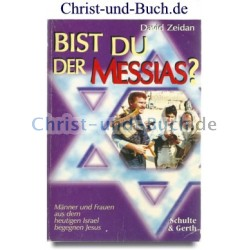 Bist du der Messias? David Zeidan
