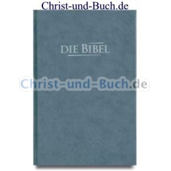 Standardbibel, Hardcover blaugrau