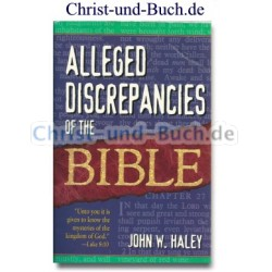 Alleged Discrepancies of the Bible, John W Haley